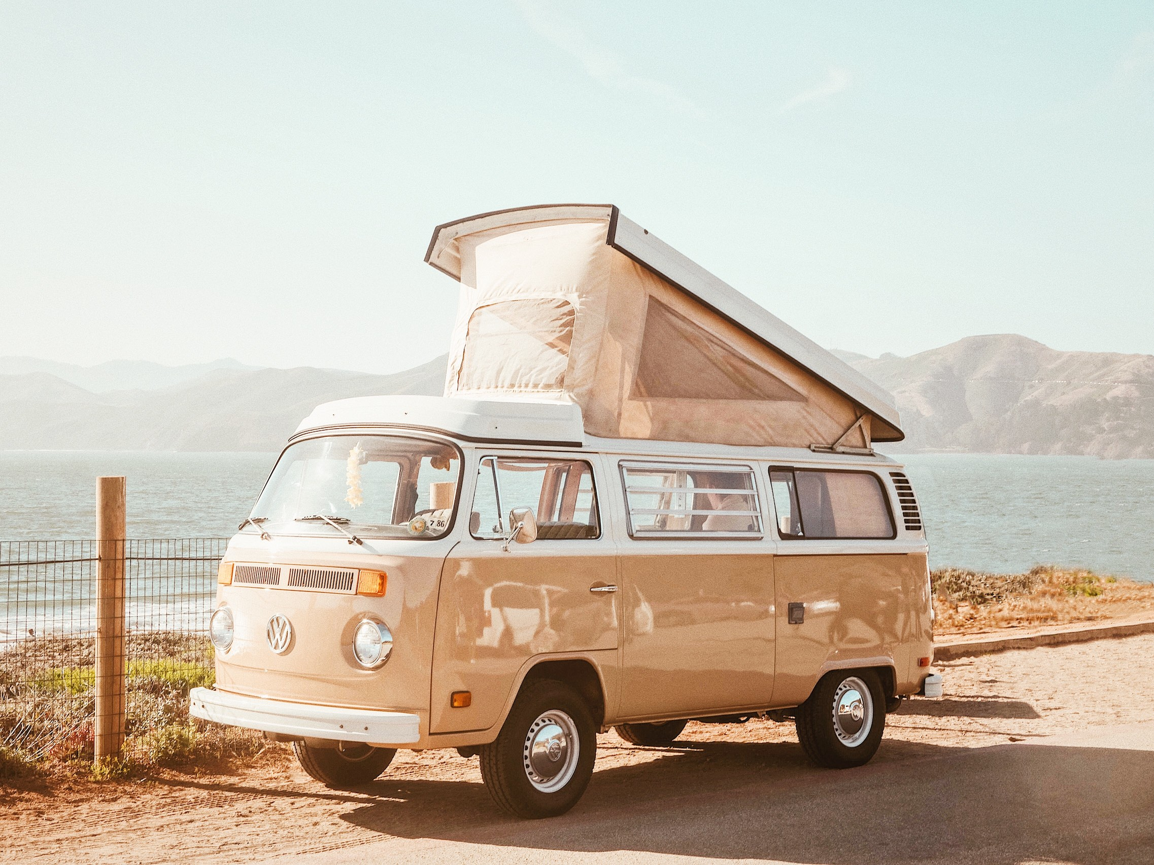 surftrip with vw bus